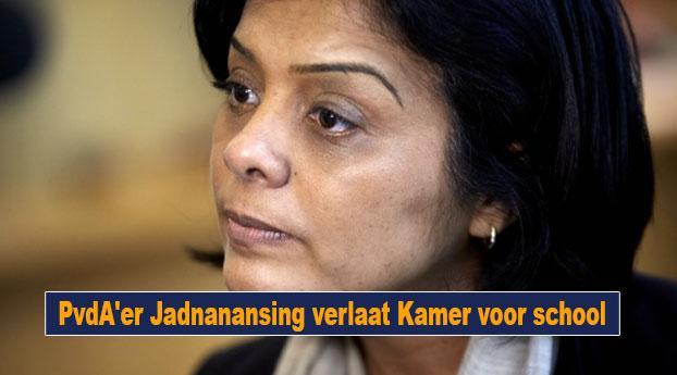 PvdA'er verlaat Kamer voor school