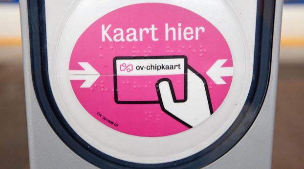 'Kamer wil van OV-chipkaart af'