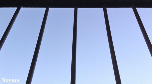 Asielzoekers in oude gevangenis Hoogeveen