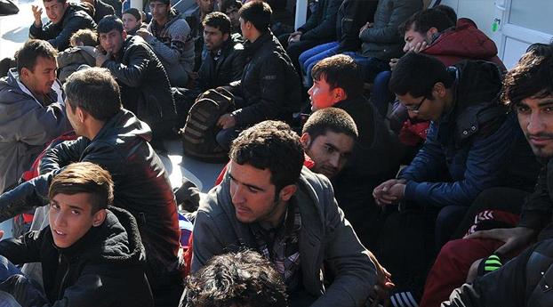 Vorig jaar weer minder asielzoekers
