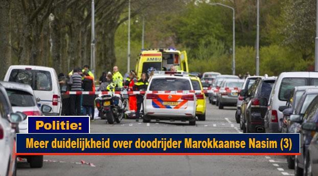 Politie: meer duidelijkheid over doodrijder Nasim (3)