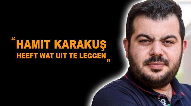 Niet alleen Asscher, ook Hamit Karakuş heeft wat uit te leggen