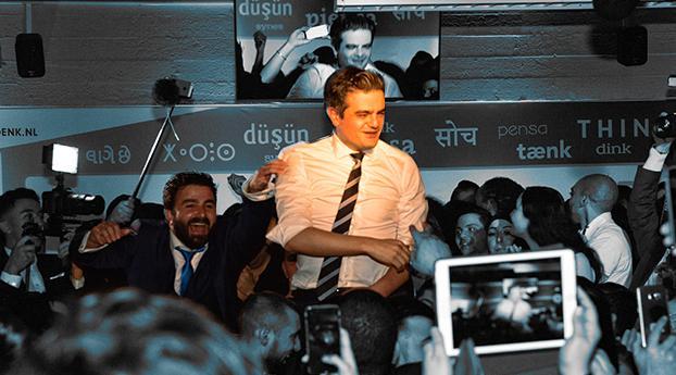 DENK wint 3 zetels, 7 Turkse namen in de Tweede Kamer