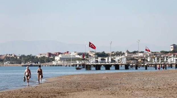 TUI ziet vraag vakanties Turkije verder dalen