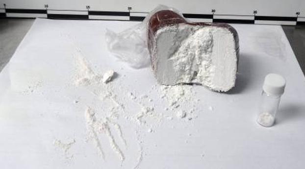Agenten vinden 262 kilo coke in appartement Rotterdam