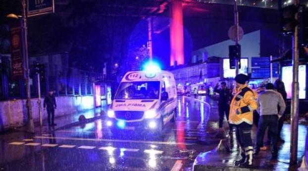 Veel doden en gewonden bij aanslag nachtclub Istanbul