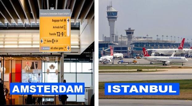 Schiphol kan goed concurreren, maar niet tegen luchthaven Istanbul