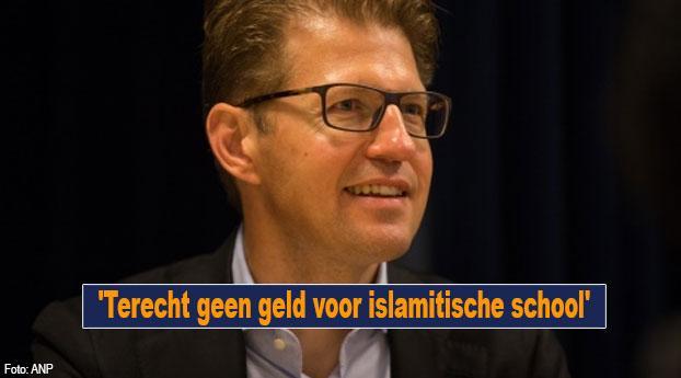 'Terecht geen geld voor islamitische school'