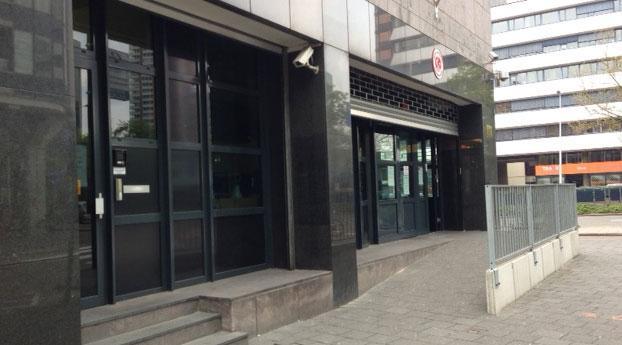 Aanslag op Turkse consulaat in Nederland voorkomen