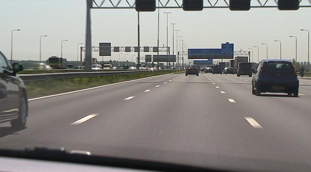 Nederland telt bijna 8,8 miljoen auto's