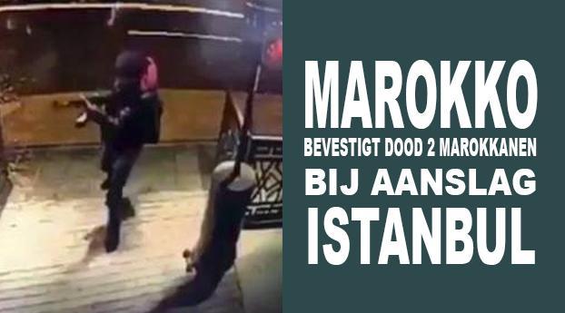 Marokko bevestigt dood twee Marokkanen bij aanslag nachtclub Istanbul