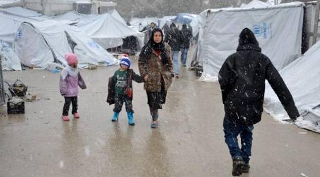 EU slaat alarm over migranten Griekenland