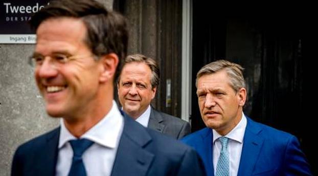 Rutte: kabinet dat links en rechts verbindt