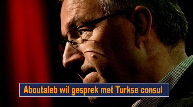 Aboutaleb wil gesprek met Turkse consul