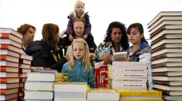 De Kinderboekenweek wordt gruwelijk eng