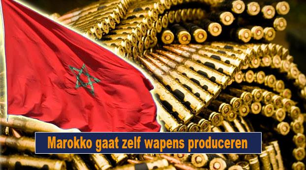 Marokko gaat zelf wapens produceren