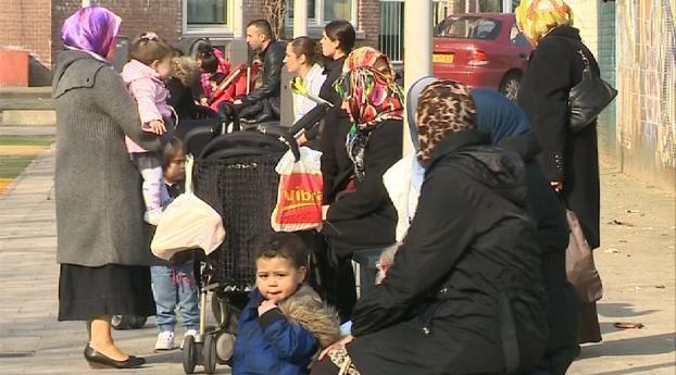 Minder huwelijksmigratie bij Turken en Marokkanen