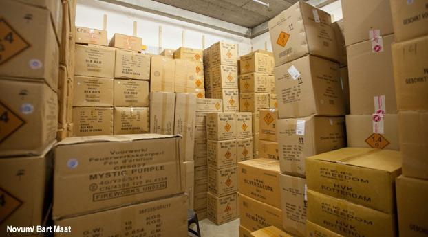 Illegale vuurwerkhandel komt op gang