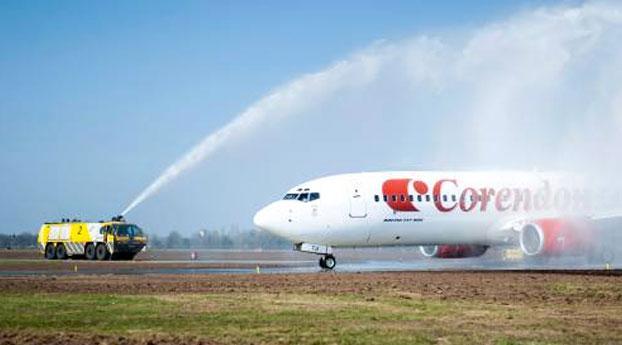 Corendon gaat weer vliegen vanaf Maastricht