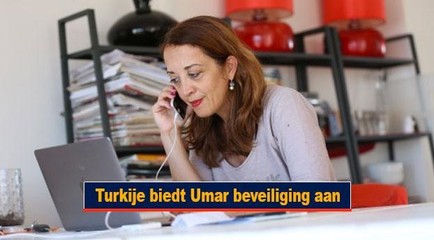 Turkije biedt Umar beveiliging aan