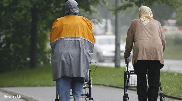 Dwangverpleging bij thuiszorg dementerende ouderen