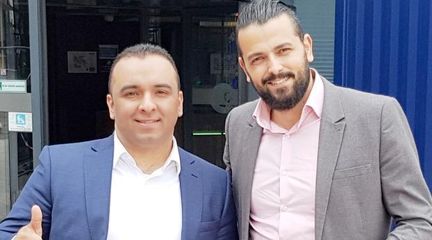 Cemil Yilmaz en Adeel Mahmood trekken als 'gouden combinatie' NIDA 070