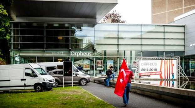 Turken herdenken mislukte coup