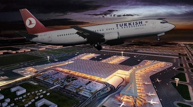 Nieuwe luchthaven Turkije wordt gi-gan-tisch groot