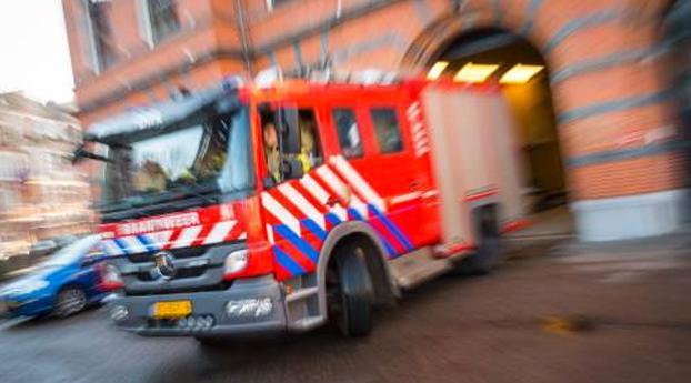 Vierhonderd hotelgasten geëvacueerd na brand