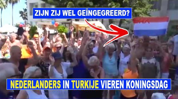 Nederlanders in Turkije vieren Koningsdag, wat zegt dat over hun integrat...