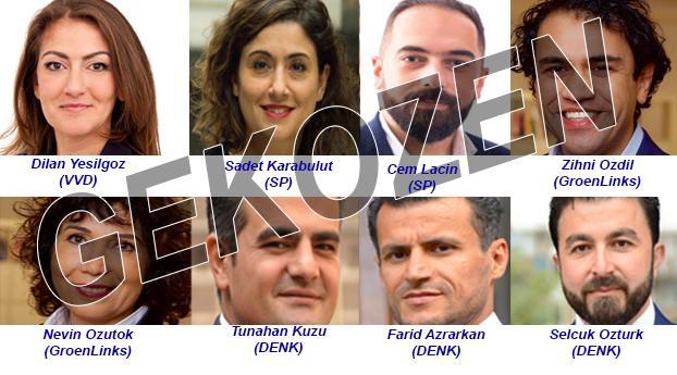 9 Turkse en Marokkaanse namen gekozen, wat heeft u aan ze?