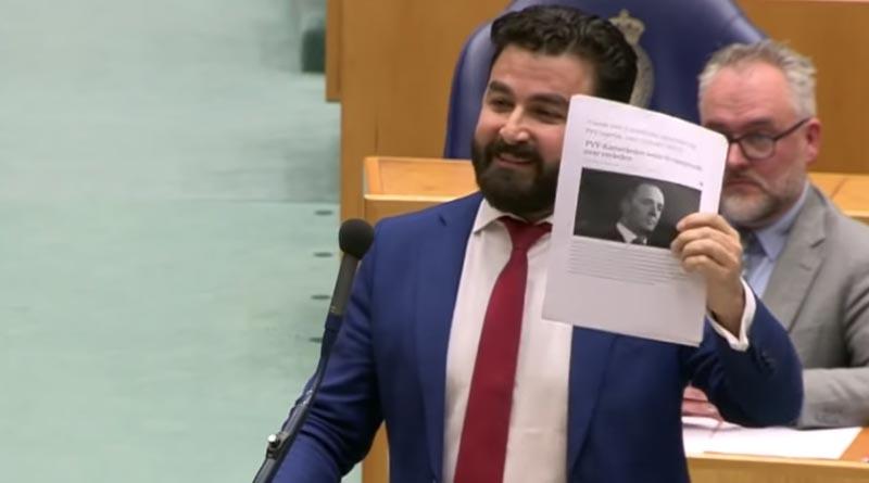 Machiel de Graaff (PVV) woedend op Selçuk Öztürk (DENK)