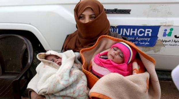 Meer dan 5 miljoen Syriërs gevlucht
