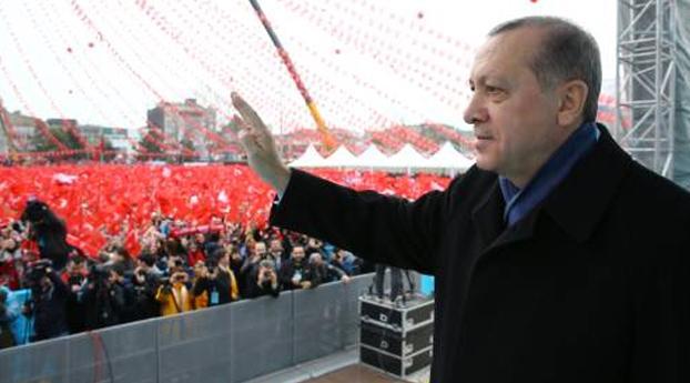 Politie Rotterdam verwijdert Erdogan-posters