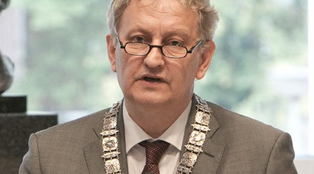 Burgemeester spreekt Turken over 'Gaza-incidenten'