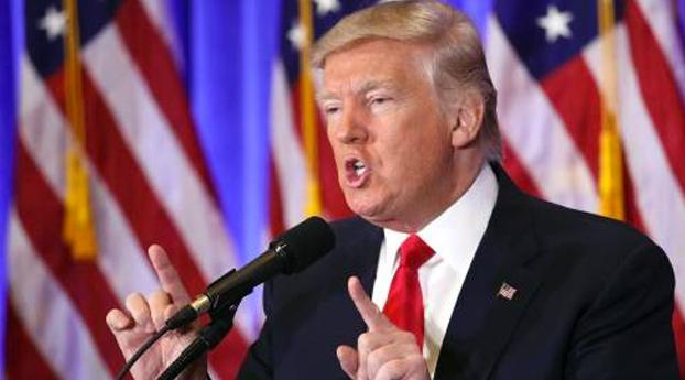 NAVO bezorgd over uitspraken Trump