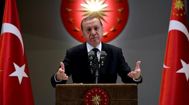Erdogan richt pijlen ook op IS-bolwerk Raqqa