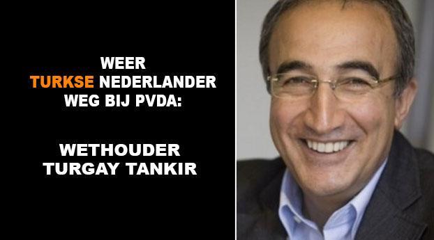 Weer Turkse Nederlander weg bij PvdA: wethouder Turgay Tankir