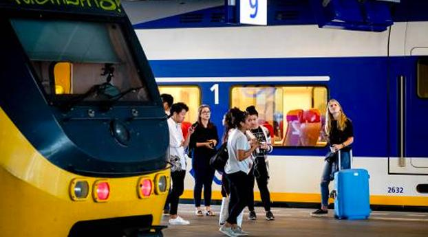 NS speelt in op drukke septembermaand