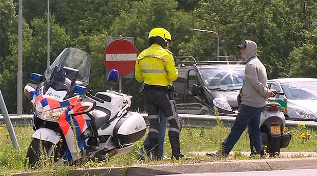 Niet minder verkeersboetes door acties politie