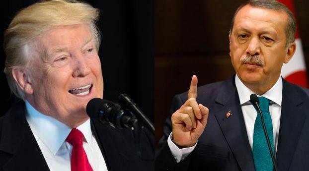 Ontmoeting Trump en Erdogan mogelijk in mei