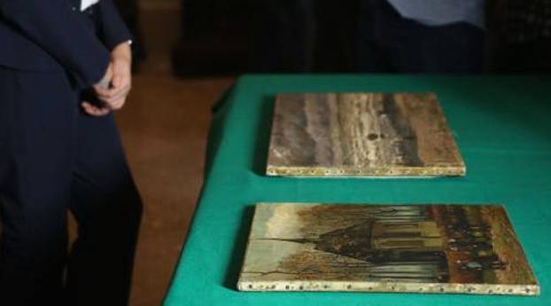 Gestolen Van Goghs terug in museum