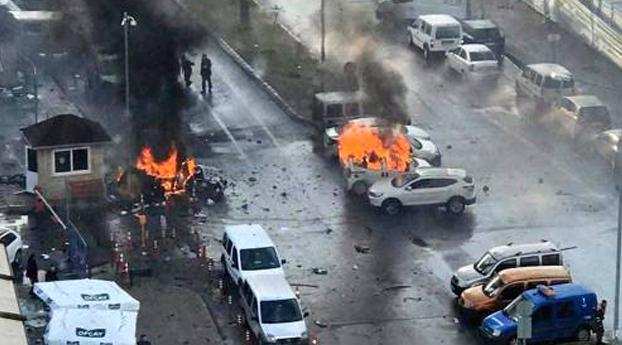 PKK-splinter TAK achter aanslag Izmir