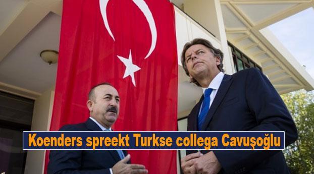 Koenders kritisch over nasleep Turkse coup