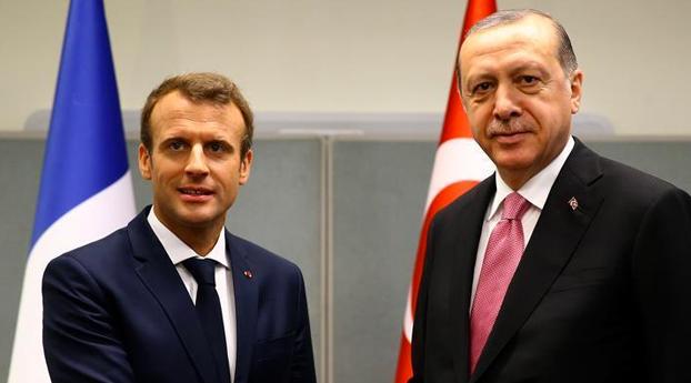 Turkije verwijt Macron politiek opportunisme
