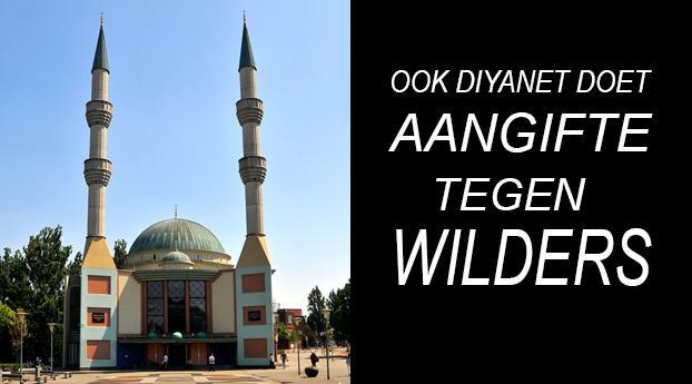 Islamitische Diyanet doet aangifte tegen Wilders