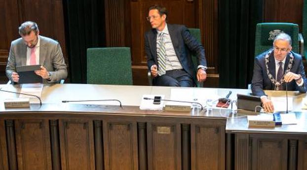 Raad stemt in met Leefbaar-wethouder Simons