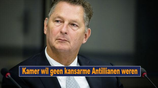 Kamer wil geen kansarme Antillianen weren