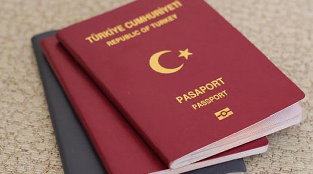 Meldingen over afnemen Turks paspoort