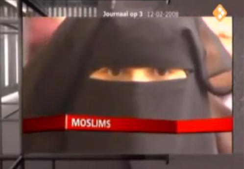 Het bewijs van vooroordelen over moslims in de Media?